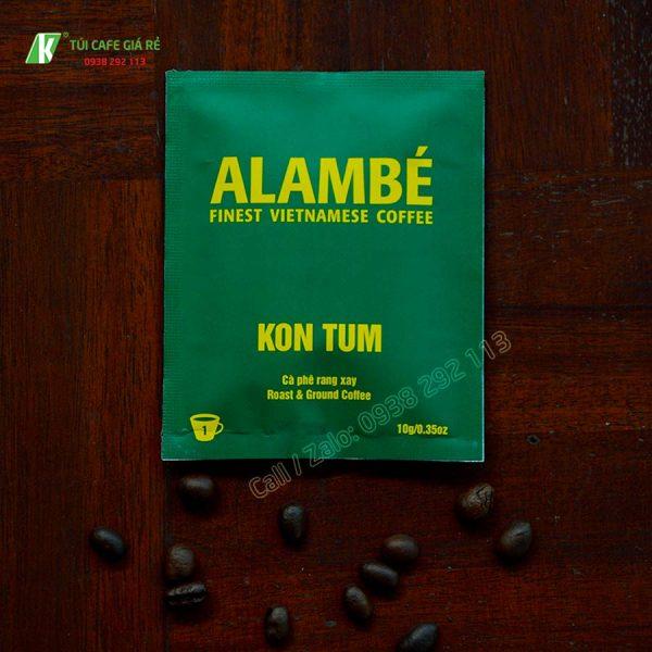 Túi đựng cafe Kon tum