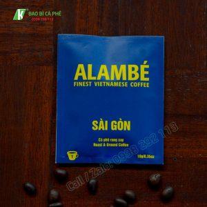 Túi đựng cafe Sài Gòn