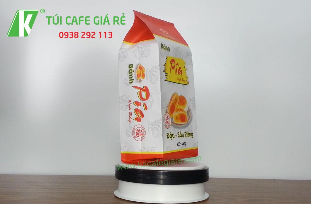 Mẫu Túi Đựng Bánh Pía Sầu Riêng