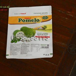 Bao bì giấy mãng cầu Pomelo