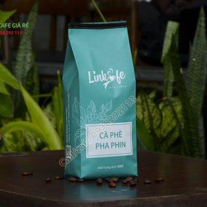 Mẫu túi giấy đựng cà phê đẹp