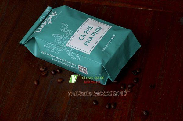 Mẫu túi đựng cà phê đẹp
